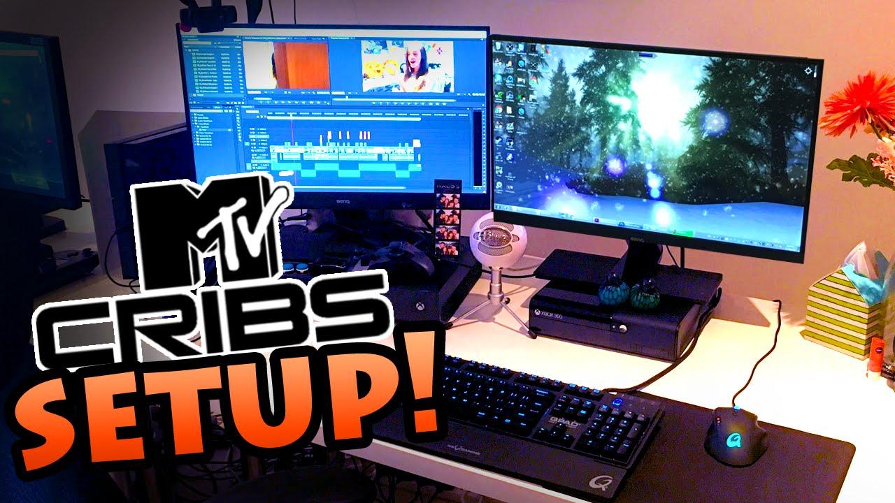 New Gaming Setup Youtube