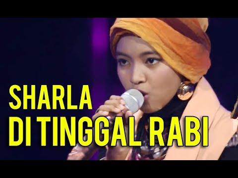 "Sharla ""DITINGGAL RABI"" Bikin Heboh Agnes | The Voice Kids Indonesia 2017 SEMI FINAL  | PARODY"