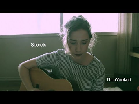 Secrets - The Weeknd (cover)