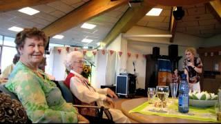 Conny Vink zingt voor De Zonnebloem - 18 juni 2011