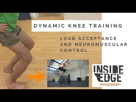 Dynamic Knee Training- Load Acceptance