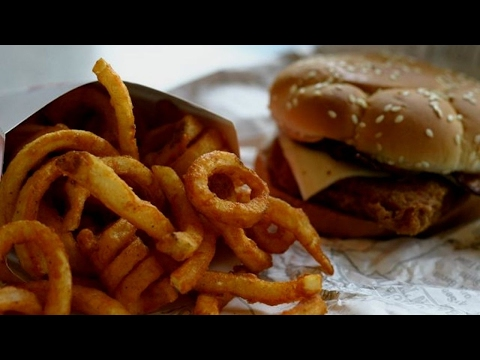 Chemicals in fast food wrappers could be harmful