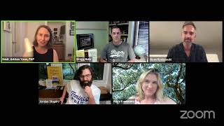 P&P Live! Parenting Panel: WHEN YOU WONDER, YOU'RE LEARNING & FATHER FIGURE