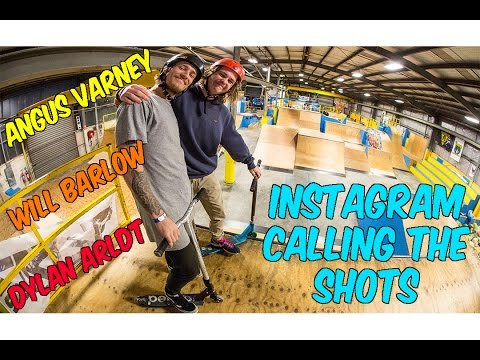 INSTAGRAM CALLING THE SHOTS | Angus Varney, Dylan Arldt & Will Barlow