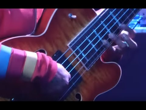 Thundercat - Jethro (Live at the Bluebird Theater, 2/22/2017)