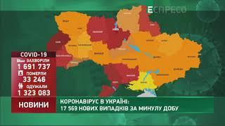 Коронавірус в Украі ні статистика за 1 квітня