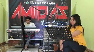 KUNANTI DI PINTU SURGA - Dangdut cover orgen tunggal    Dewi icikiwir    Wira Keyboard Musik