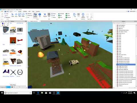 how to update your own games in roblox download roblox studio