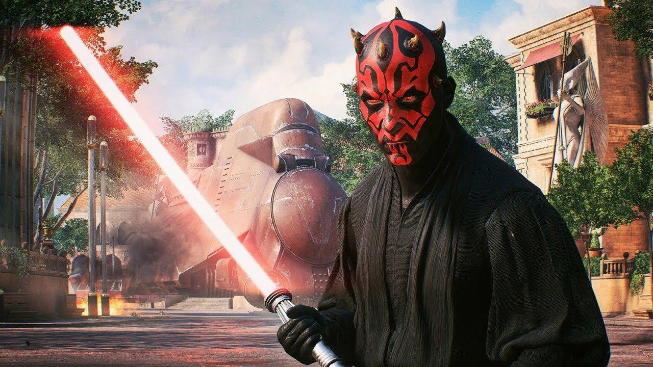 Star Wars Battlefront II (dunkview) - YouTube