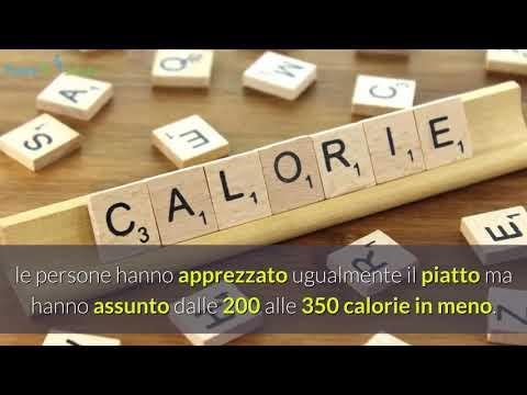 9 alimenti che ti aiutano a perdere peso