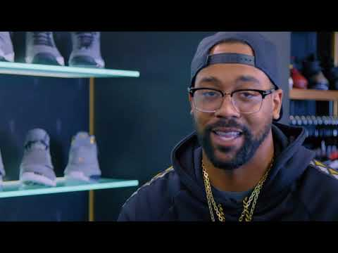 NBA TV - Marcus Jordan's Trophy Room