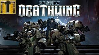 SPACE HULK: Deathwing- Taking a look (Multiplayer Beta)