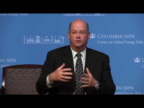 Columbia Global Energy Summit 1 of 6 -- Keynote conversation:  Ryan Lance and Dan Yergin