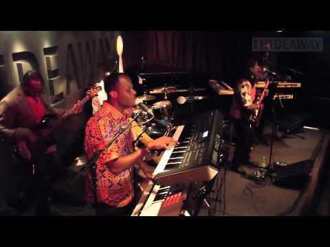 Amarh Pino & The Ozimzim Band - Jerusalem