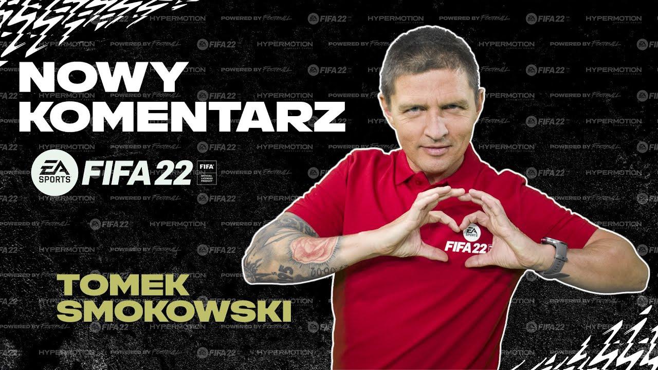 Download FIFA 22 - nowy polski komentarz