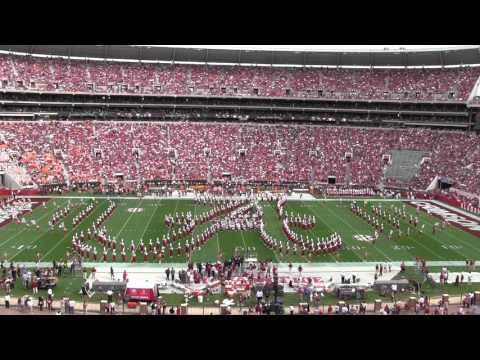 Alabama vs Tennessee - October 24, 2015 - Pregame