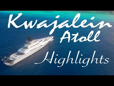 Kwajalein Atoll Drone Highlights
