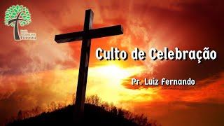 Culto de celebração // 23 de maio de 2021 // Igreja Presbiteriana Floresta - GV