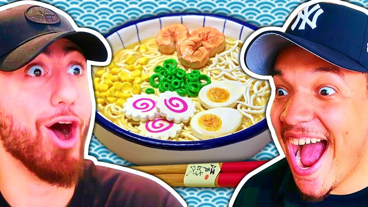 Who Can Cook The Best RAMEN?! *TEAM ALBOE FOOD COOK OFF CHALLENGE*