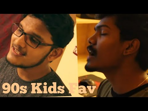 Kanmoodi Thirakum Pothu - Sachien Cover Video Song | Sam & Sherif | Chennai Unplugged