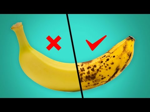 Health Benefits Of Eating Two Black Spotted Bananas Per Day For Month