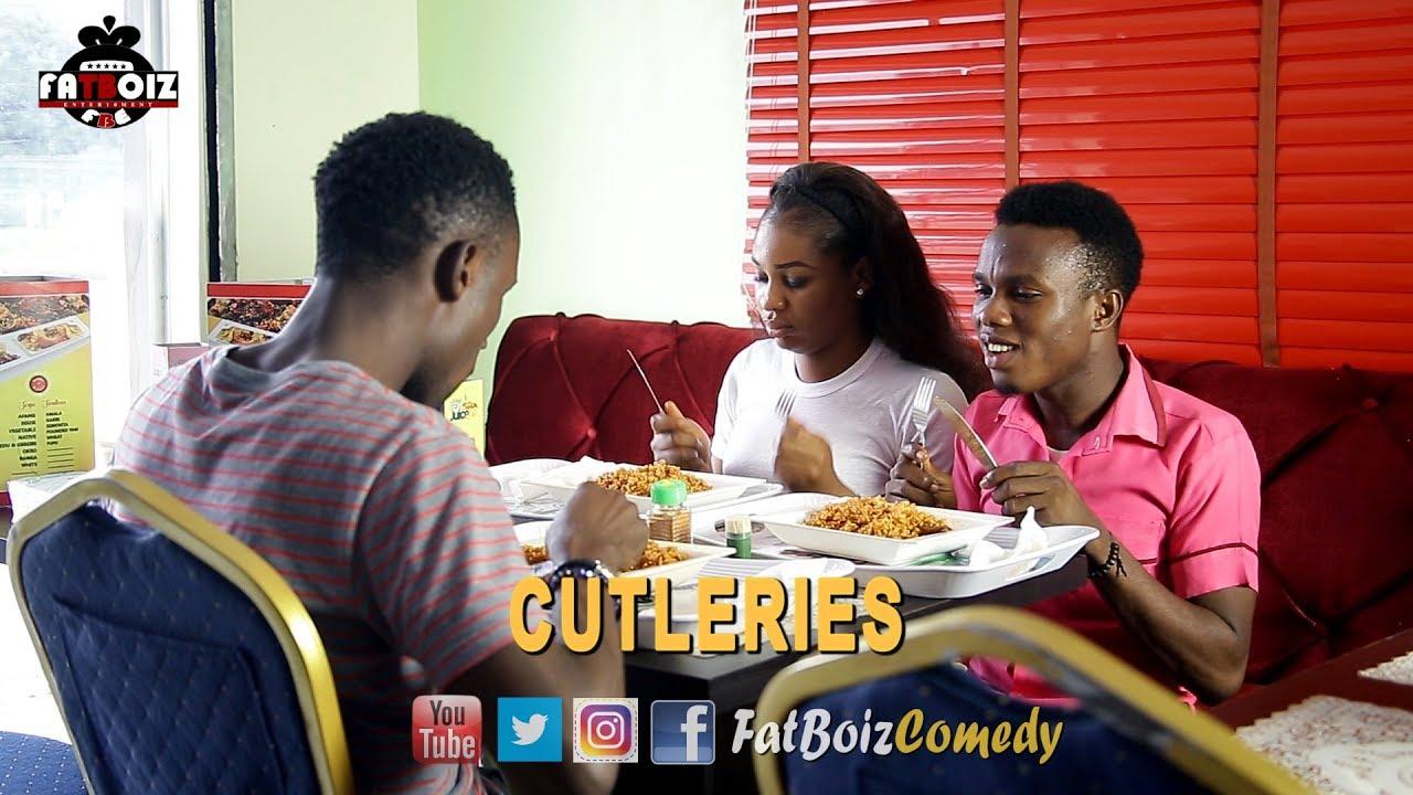 Cutlery (Fatboiz Comedy)