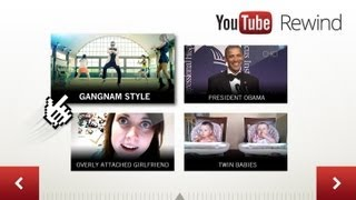 Interactive Timeline: YouTube Rewind 2012 (Global) thumbnail