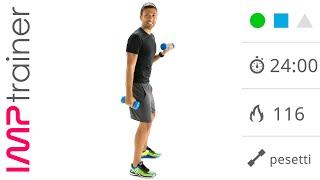 Esercizi Braccia: Allenamento Completo Con Peso ed Esercizi A Corpo Libero