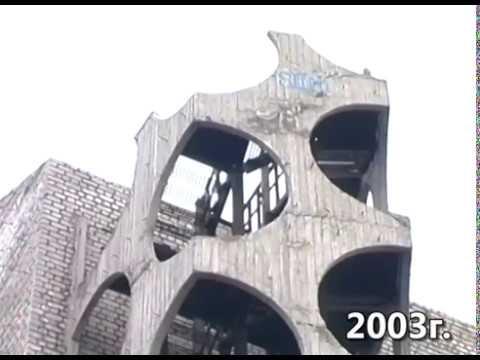 архивные кадры ОКЦ