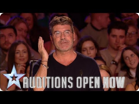 APPLY FOR BGT 2019!   Britain's Got Talent