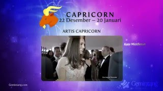 Ramalan Bintang Capricorn - Karakter dan Sifat