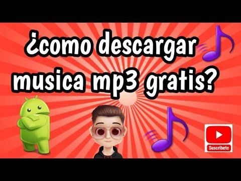 como descargar musica mp3 (gratis) 2021