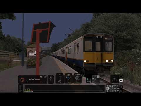 Train Sim Journeys #11 | Upminster to Romford |