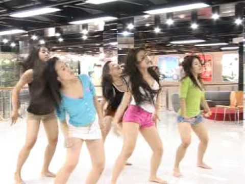 Tập nhảy