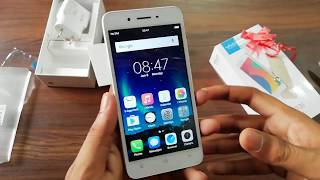 Vivo Y53i Unboxing and Review