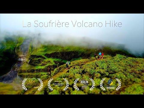 La Soufrière Volcano Hike