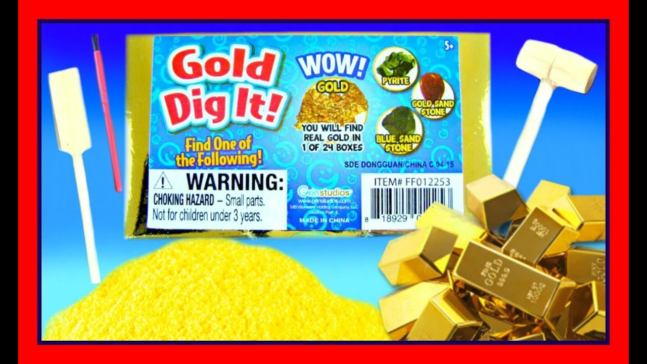 dig that gold bar for sale