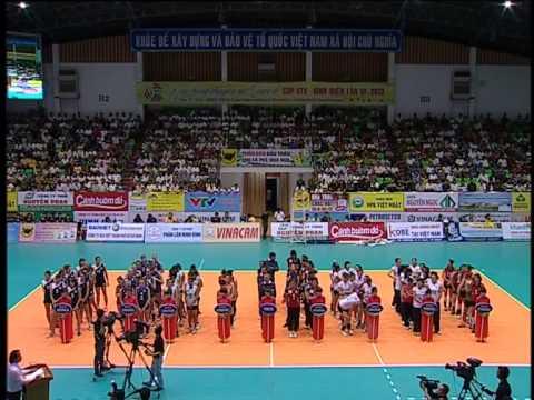 Giải bóng chuyền nữ quốc tế VTV  - Bình Điền  lần thứ  8 -Năm 2014