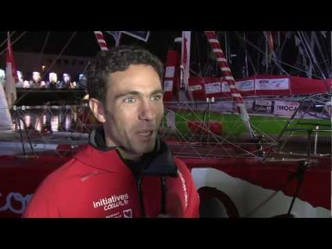 Daily highlights of Vendée Globe 2012 - One day to go for the skippers!