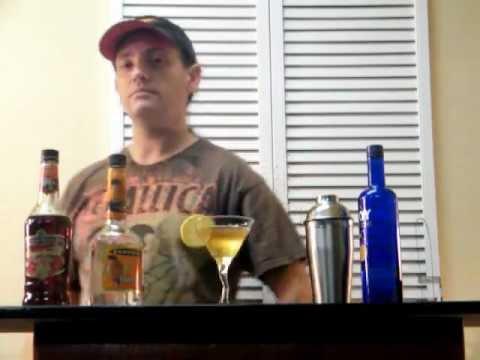 Winter Sunshine Martini Recipe -...