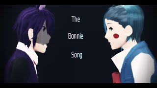 [MMD PV][MMD FNAF] The Bonnie Song