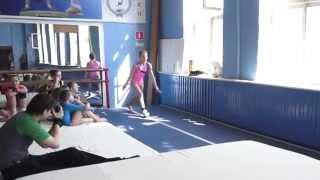 Спортивная гимнастика Великие Луки (Алина Харьковская)