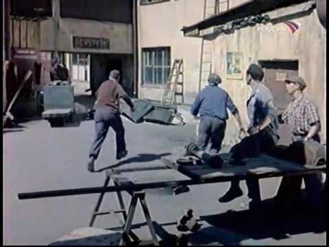 """Фитиль №166-02 """"Незаменимый"""" (1967)"""