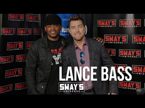 "Lance Bass Interview about Gay Reality Show ""Finding Prince Charming"" on Sway in the Morning"