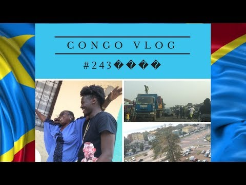 CONGO VLOG 1 [Meeting Grandma After 19 years]