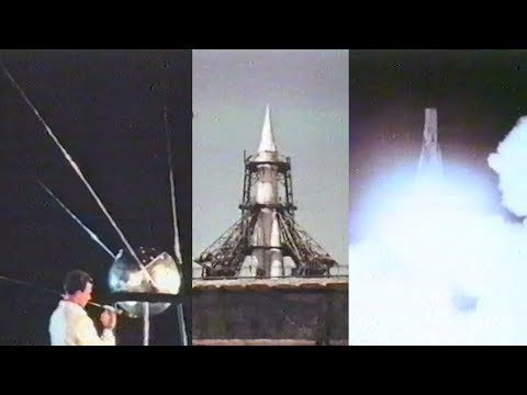 Sputnik 1 - Earth's First Artificial Satellite
