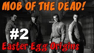 ★ CoD Zombies EASTER EGG Origins: MOB OF THE DEAD [2] ★ Plane Parts & The Acid Gat Kit
