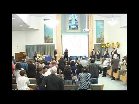 Riverview Christian Academy Graduation 2019