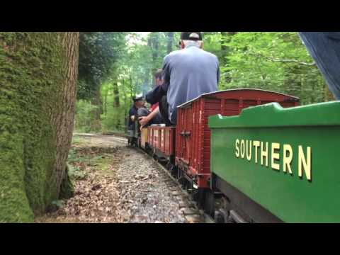 Pie Shunt day at Ingfield Light Railway