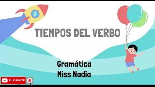 EL TIEMPO DEL VERBO | GRAMATICA | PRIMARIA #MiAulaCreativa